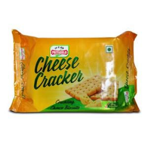 Priyagold Cracker - Cheese 200 gm Pouch