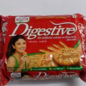 Priyagold Digestive Biscuits 200 gm Pouch