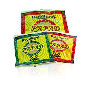 Rajdhani Papad 200gm