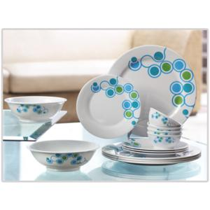 Tupperware Azure Dinner Set
