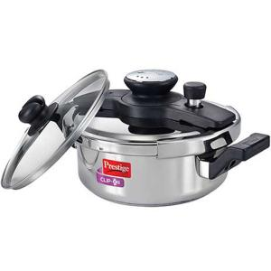 Prestige Clip-on SS Pressure Cooker