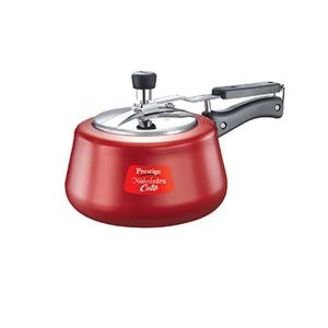 Prestige Cute  duo ( silky red pressure cooker)