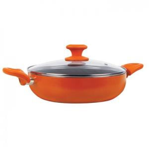 Prestige Ceramic Curry Pan with Lid