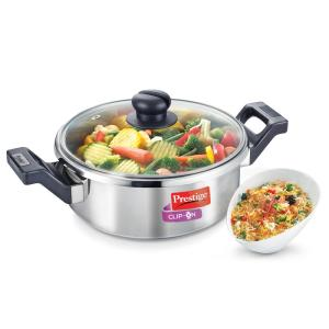 Prestige Clip-on SS Pressure Cookware
