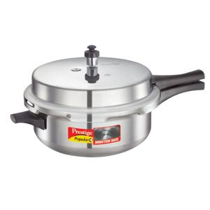 Prestige Popular Plus Pressure Cooker Deep Pan