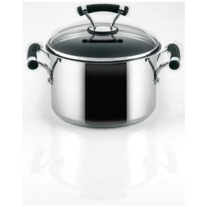 Prestige Circulon SS Elite Sauce Pan 200 mm with Lid