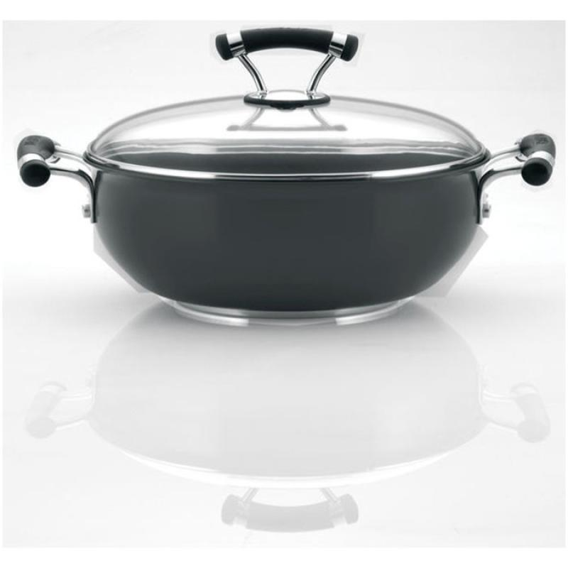Prestige Circulon Contempo HA Stock Pot 260 mm with Induction Base and Lid