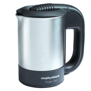 Morphy Richards Travel Jug(PP) Kettle- Voyager 200