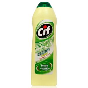 Cif Cream Surface Cleaner Lemon