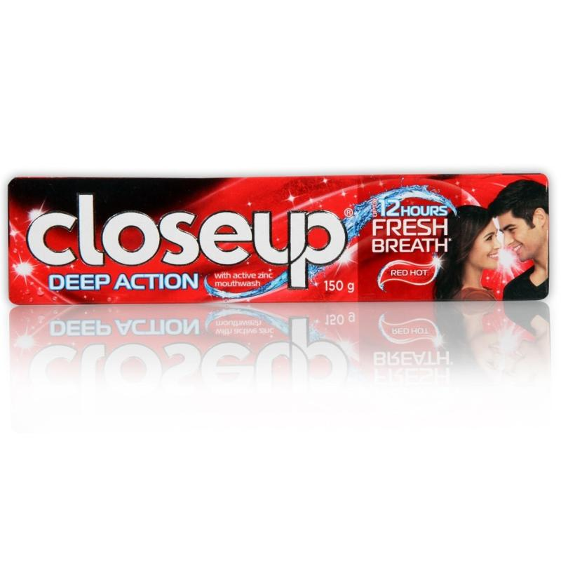 CloseUp Deep Action Red Hot Toothpaste