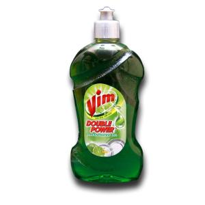 Vim Double Power Concentrated Gel Lime bottle