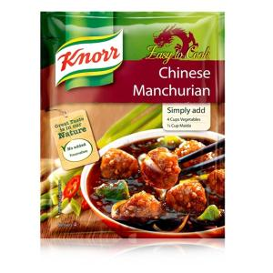 Knorr Easy to Cook Chinese Manchurian 55 gm
