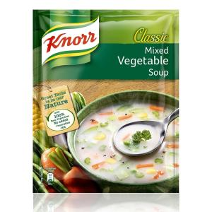 Knorr Classic Mixed Vegetable Soup 45 gm