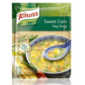 Knorr Chinese Sweet Corn Veg Soup 44 gm