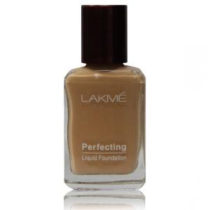 Lakme Perfecting Liquid Foundation Natural Coral 27 ml