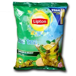 Lipton Lemon & Mint Ice Tea 500 gm