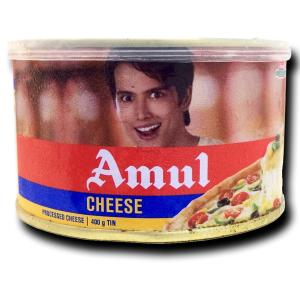 Amul Processed Cheese Tin 400 gm