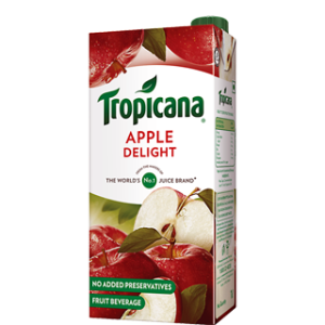 Tropicana Apple Delight Juice 200ml