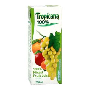 Tropicana 100% Mixed Fruit Juice
