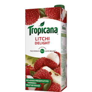 Tropicana Litchi Delight Juice
