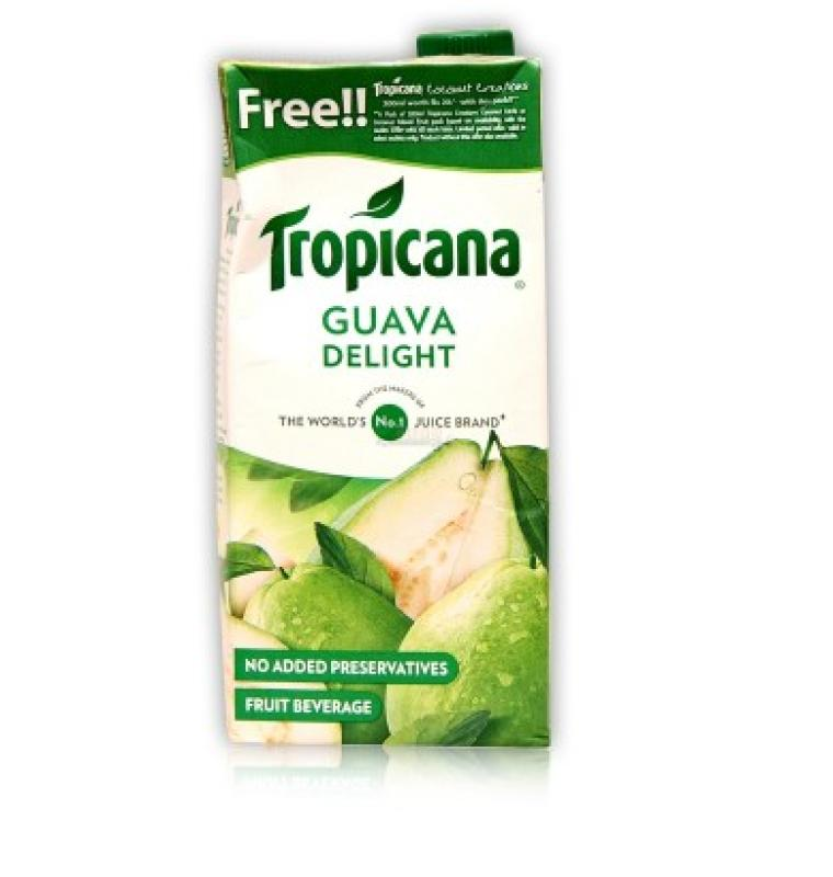Tropicana Guava Delight Juice 1 ltr