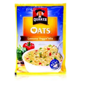 Quaker Oats Lemony Veggie Mix 40 gm