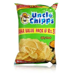 Uncle Chips Spicy Treat 60 gm