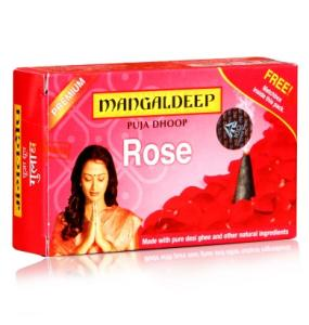 Mangaldeep Puja Dhoop Rose