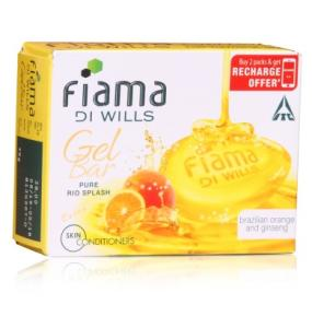 Fiama Di Wills Brazilian Orange And Ginseng Gel Bar