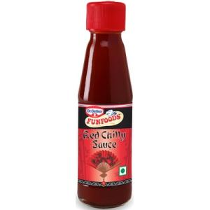FunFoods Red Chilli Sauce