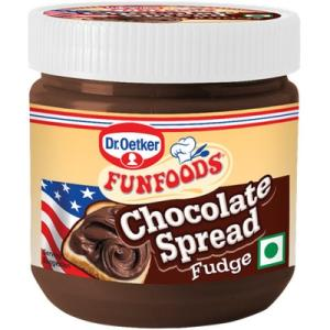 FunFoods Chocolate Spread Fudge 350gm