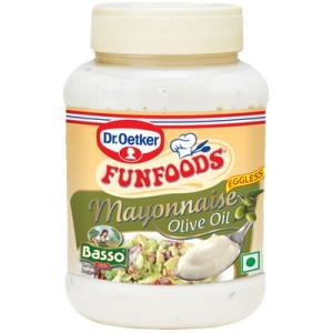 FunFoods Mayonnaise Olive Oil 275gm