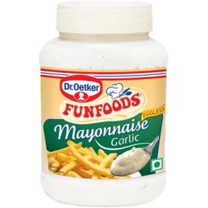 FunFoods Mayonnaise Garlic 275gm