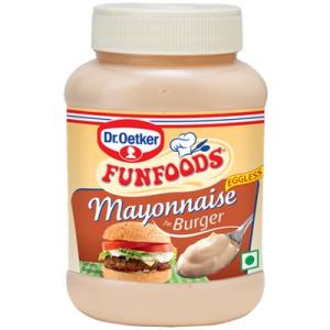 FunFoods Mayonnaise for Burger 275gm