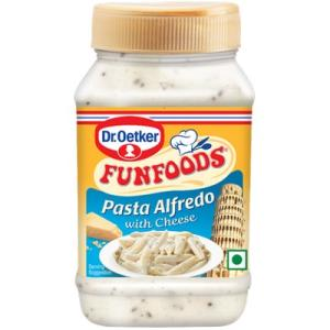 FunFoods Pasta Alfredo with Cheese 275gm