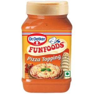 FunFoods Pizza Topping 325gm