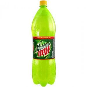 Mountain dew - Soft Drink 1.25 ltr