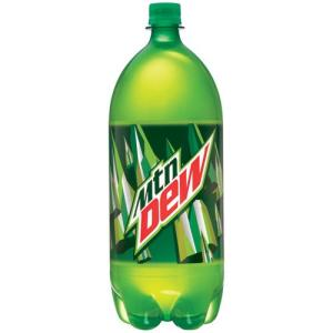 Mountain dew - Soft Drink 2 ltr