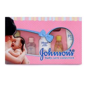 Johnson's baby Care Collection -Set of 6