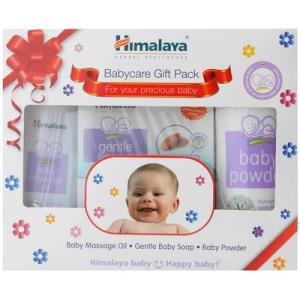 Himalaya Baby Care Gift Pack - Set of 4