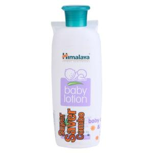 Himalaya Herbal Baby Lotion 200 ml Plus Cream 100 gm Combo