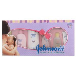 Johnson's baby Care Collection - Set Of 5