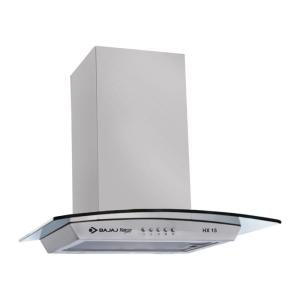 Bajaj Majesty HX 15 Decorative Glass Cooker Hood