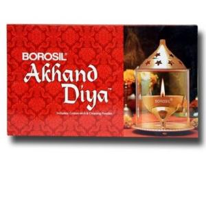 Borosil Akhand Diya - Medium 1 pcs