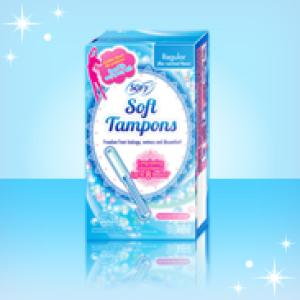 Sofy Soft Tampon Regular 10 Pieces