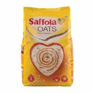 Saffola 100% Natural Oats   400 gm